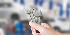 services de la maintenance et l'installation de matériels de garage